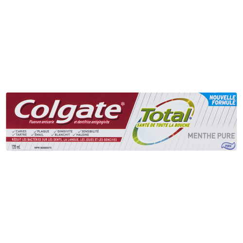 Colgate Clean Mint Toothpaste 120 ml