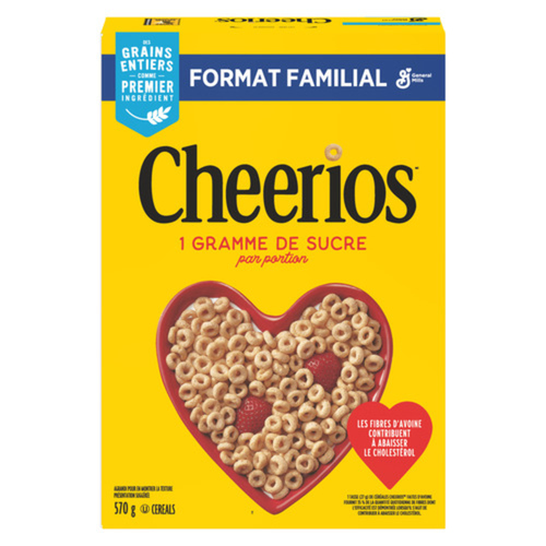 Cheerios Cereal 570 g