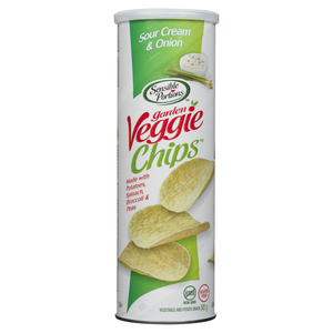 Sensible Portions Veggie Chips Sour Cream And Onion 141 g