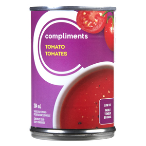 Compliments Condensed Soup Tomato 284 ml