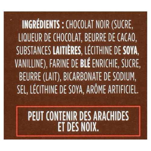 Leclerc Celebration Dark Chocolate 45% Butter Cookies 240 g