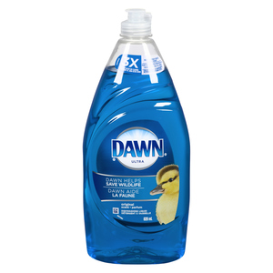 Dawn Ultra Dish Detergent Original 828 ml