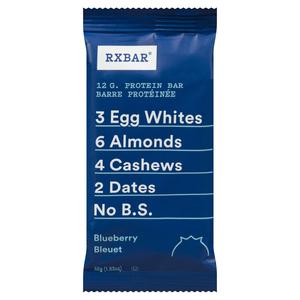 RXBar Protein Bar Blueberry Flavoured 52 g