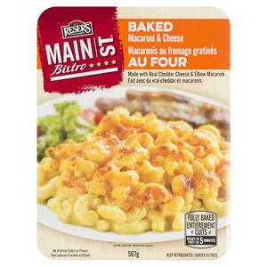 Reser's Fine Foods Main St. Bistro Macaroni & Cheese 567 g