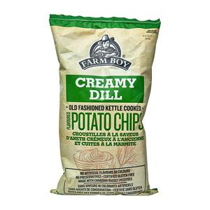Farm Boy Potato Chips Creamy Dill 198 g
