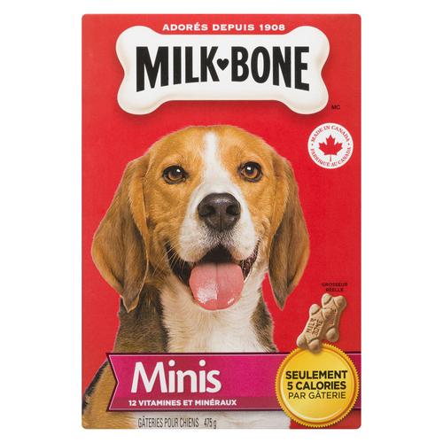 Milk-Bone Mini's Dog Treats 475 g