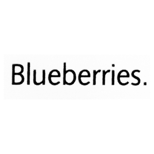 Compliments Frozen Cultivated Blueberries 600 g