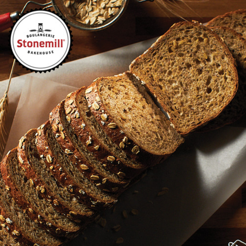 Stonemill Bakehouse Honest Wellness Sprouted 3 Grains Bread 454 g