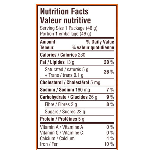 Hershey's Reeses Peanut Butter Cups 46 g