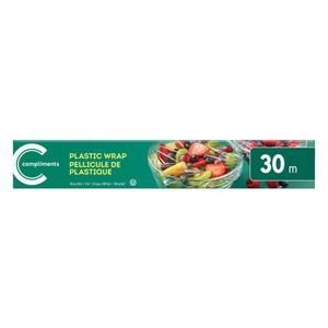 Compliments Plastic Wrap 30 m