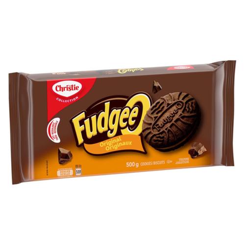 Christie Fudgee-O Cookies 500 g