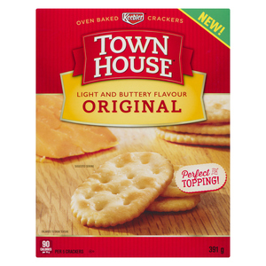Town House Original Crackers 391 g