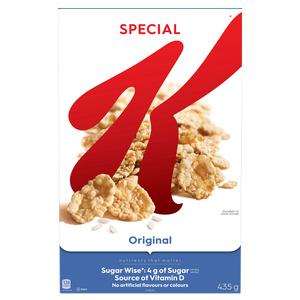 Kellogg's Special K Original Cereal 435 g