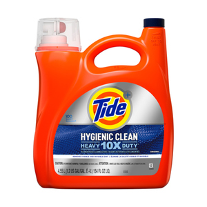 Tide Liquid Laundry Detergent Hygienic Clean 100 Load 4.55 L