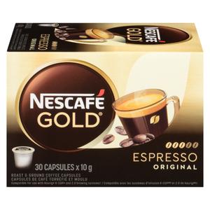 Nescafe Gold Organic Coffee Instant Espresso Original 300 g