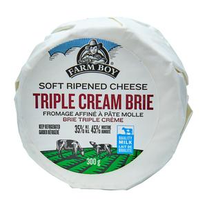 Farm Boy Triple Cream Brie 300 g