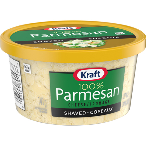 Kraft Shaved Parmesan Cheese