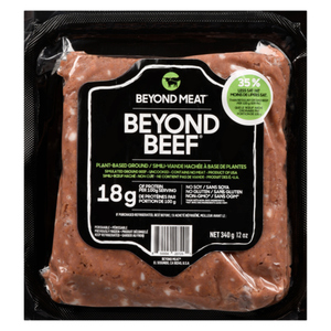 Beyond Meat Gluten-Free Beyond Beef 12 x 340 g