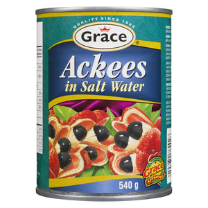 Grace Ackees 540 g