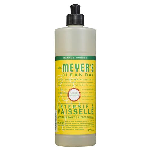 Mrs. Meyer's Clean Day Dish Soap Honeysuckle 473 ml