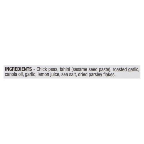 Summer Fresh Hummus Roasted Garlic 255 g