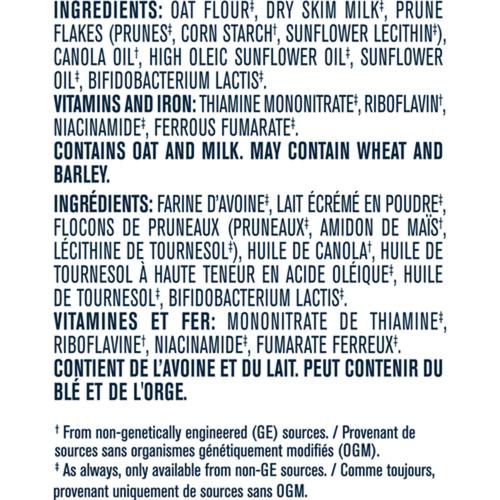 Gerber Stage 2 Baby Cereal Oat & Prune 227 g