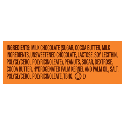 Hershey's Reese's Peanut Butter Cups Minis 43 g