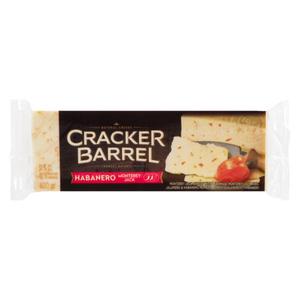 Cracker Barrel Cheese Habanero Monterey Jack 400 g