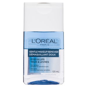 L'Oréal Dermo Expertise Waterproof Eye & Lip Make Up Remover 125 ml