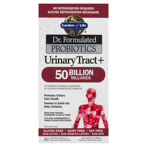 Garden of Life Urinary Tract Supplement 60 ea