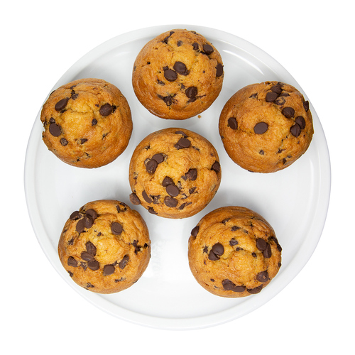 Compliments Muffins Chocolate Chip 600 g