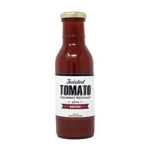 Twisted Tomato Ketchup Bacon 355 ml