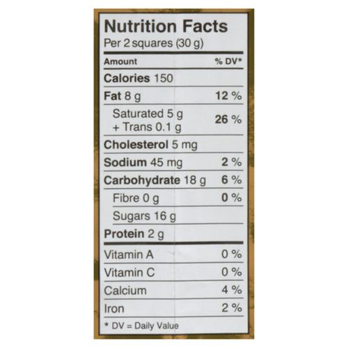 Ghirardelli Chocolate Square Milk Caramel151 g
