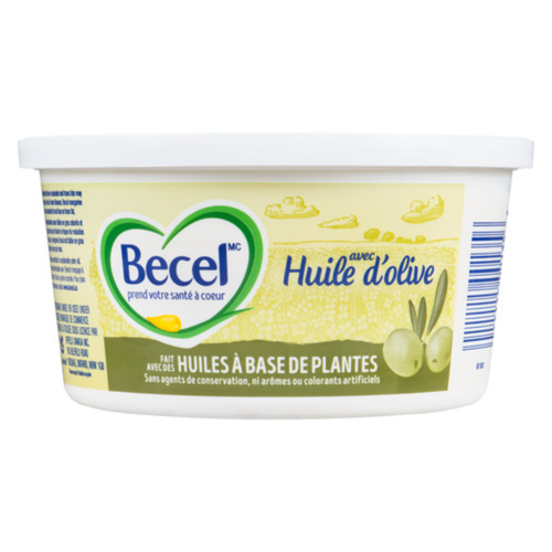 Becel Margarine With Olive Oil 907g
