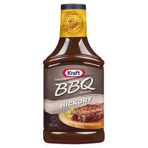 Kraft BBQ Sauce Hickory