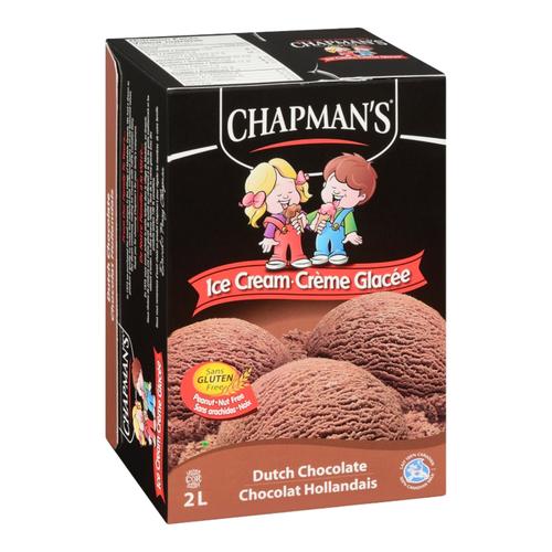 Chapman's Dutch Chocolate Ice Cream 2 L