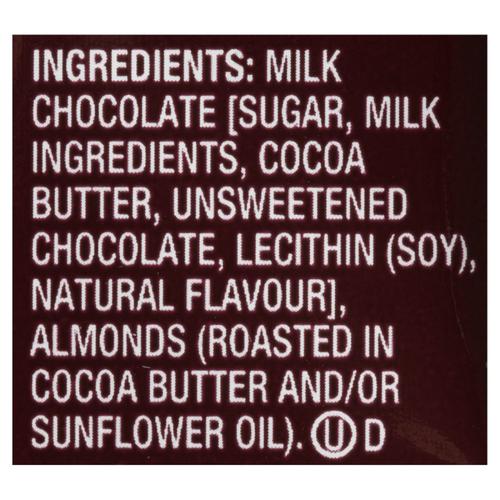 Hershey's Almond Family Size Chocolate Bar 100 g