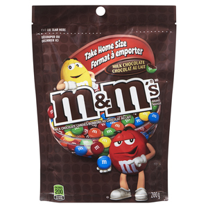 M&M's Stand Up Pouch 200 g