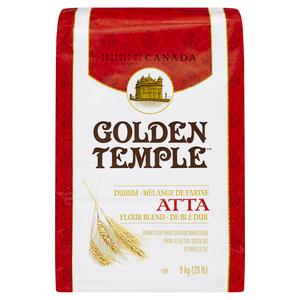 Golden Temple Durum Atta Flour 9.07 kg