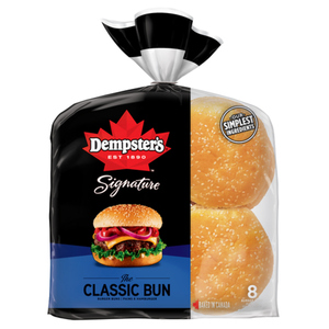 Dempster's Signature The Classic Burger Buns Pack of 8