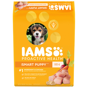 Iams Proactive Health Smart Puppy Chick Dog Food 6.8 kg