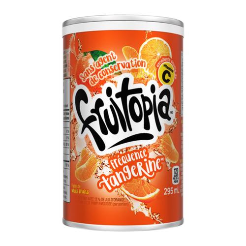 Fruitopia Tangerine Wavelength 295 mL