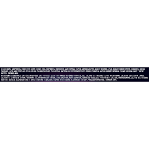 Kraft Singles Sharp Cheddar Extra Thick Slices 410 g