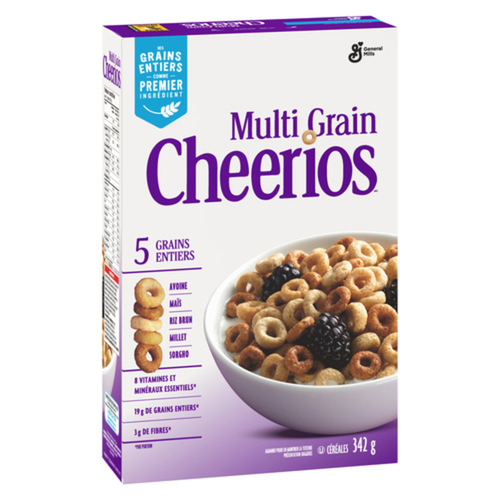Cheerios Whole Grains Cereal 342 g