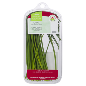 Compliments Organic Chives 28 g