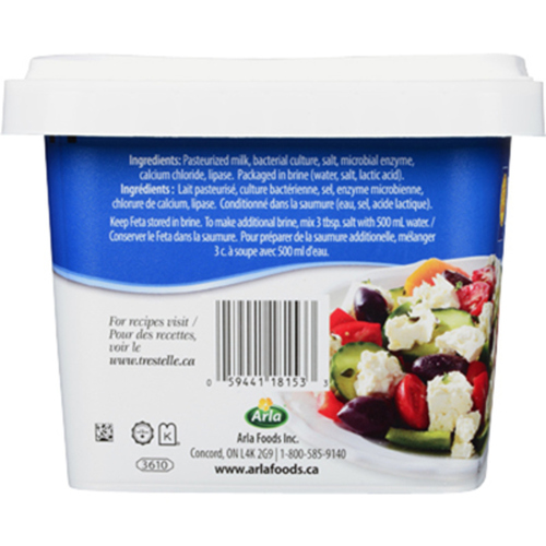 Tre Stelle Traditional Feta Cheese 1 kg