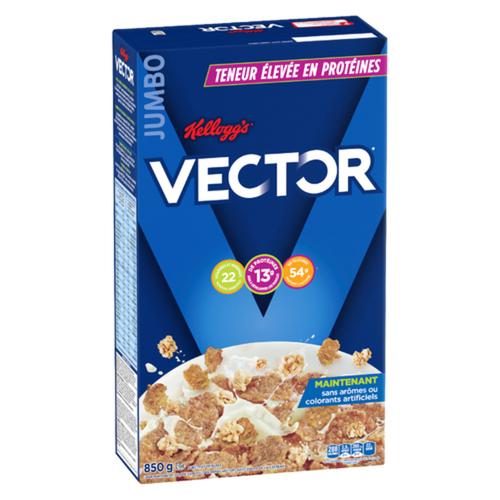 Kellogg's Vector Cereal 850 g