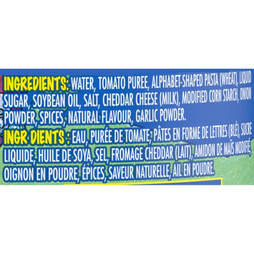 Heinz Alphaghetti 398 ml