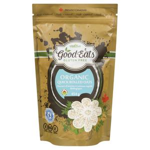 Pilling Foods Gluten-Free Organic Quick Rolled Oats 454 g