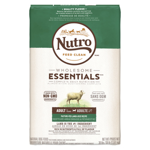 Nutro Wholesome Essentials Adult Lamb & Rice Dog Food 13.61 kg